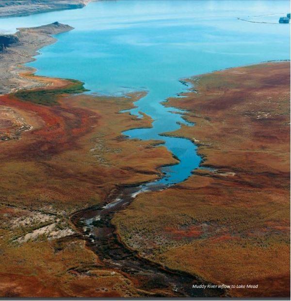 Nevada Congressional Representatives Address Colorado River Drought  Issue