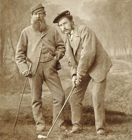 The Beautiful Weirdness of Golfs Senior Tour
