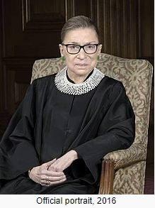 In Memory of Ruth Bader Ginsburg