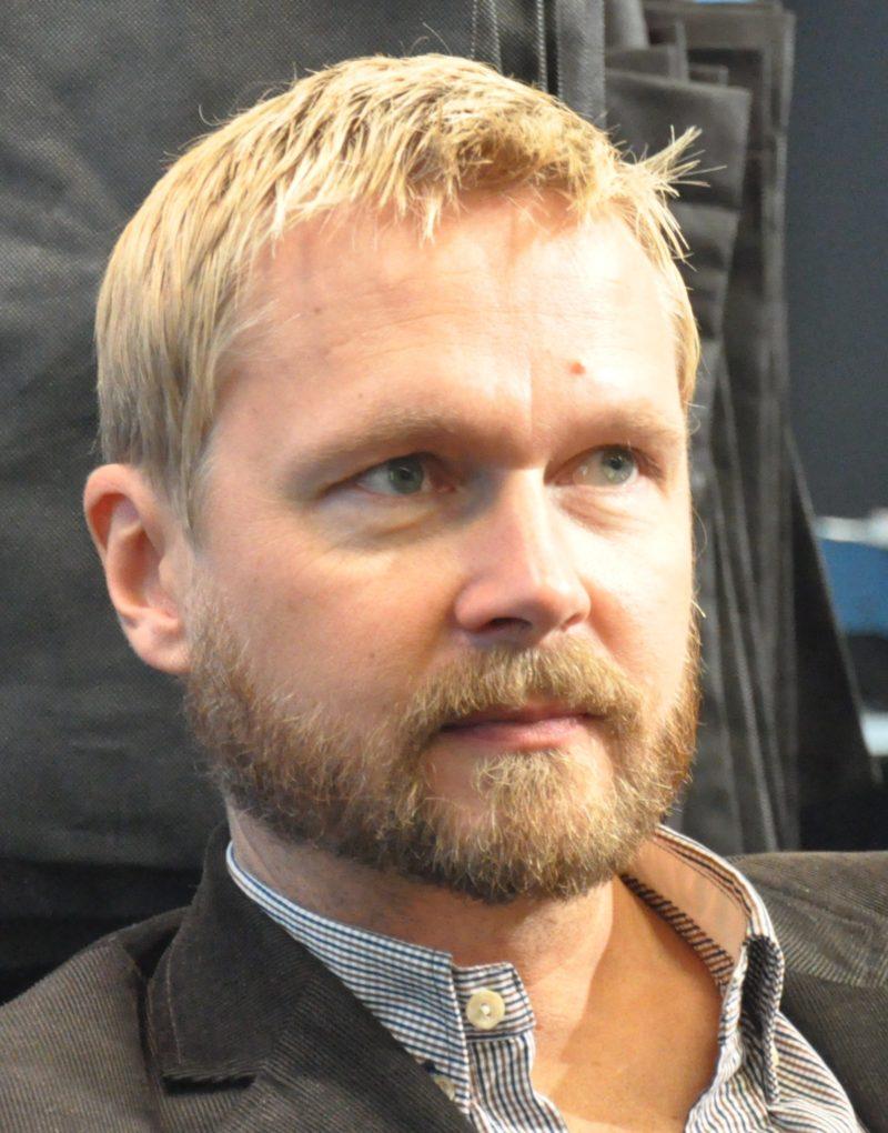 Sweden's Bjorn Wiman On Insurrection