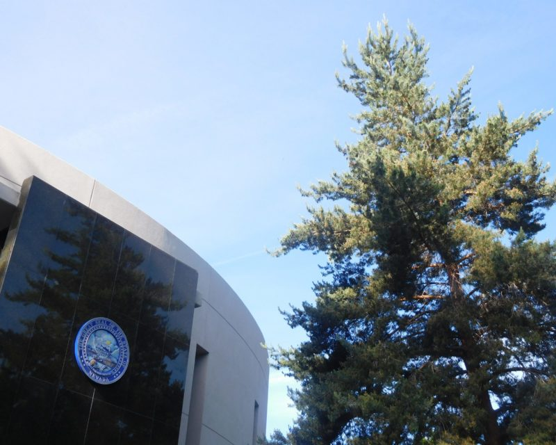 Tales from #NVLeg: The Nevada Legislature Nears the End of Its 81st Session
