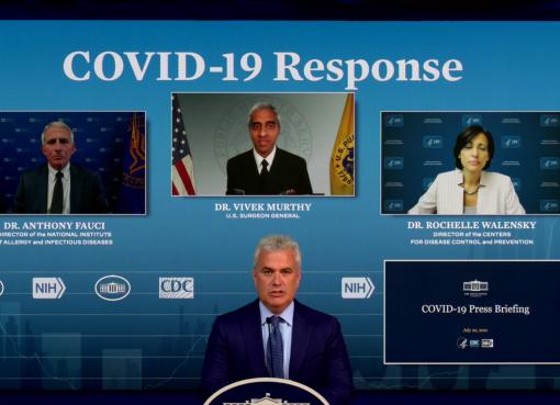Joe Biden, White House, White House COVID-19 Response Team, COVID-19