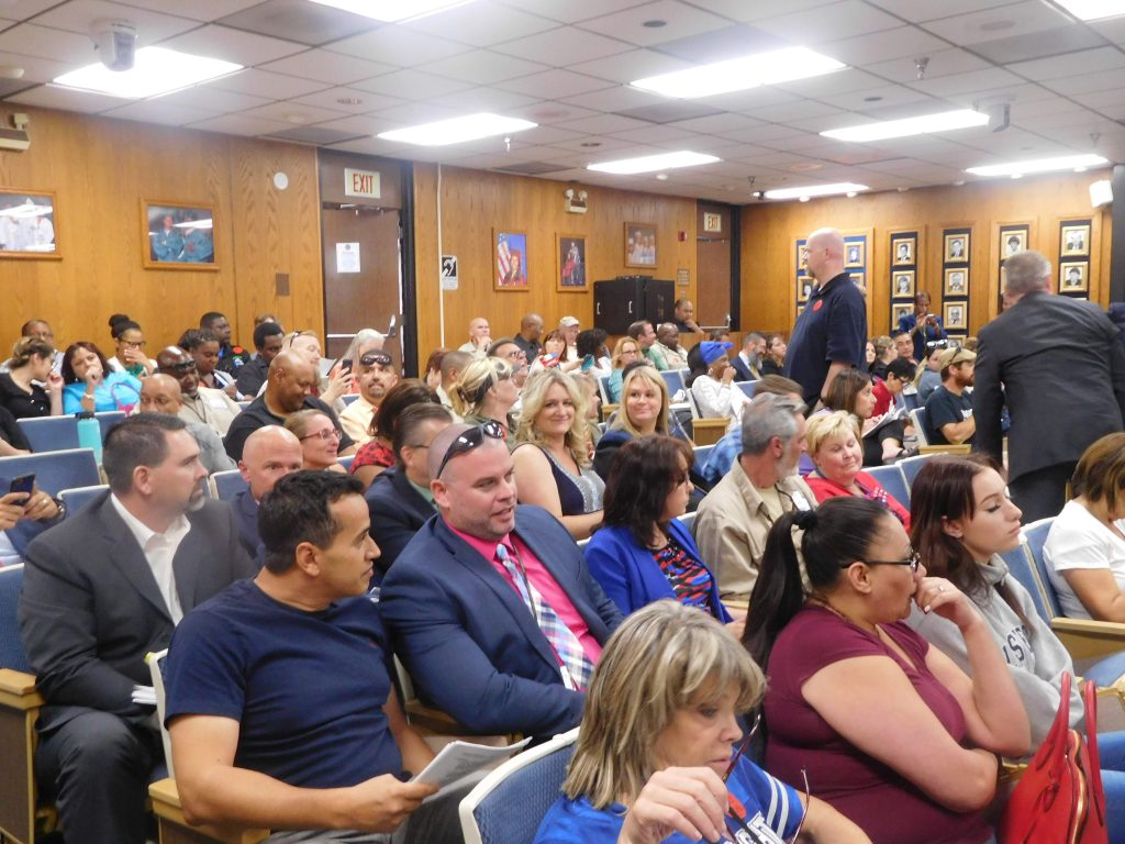 Clark County School District, Web of Hate, fascism